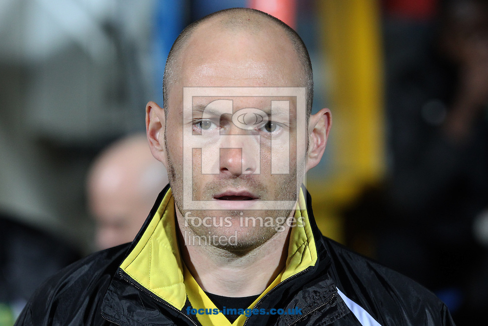Norwich Manager Alex Neil before the Sky Bet Championship match at the John Smiths Stadium, Huddersfield<br /> Picture by Paul Chesterton/Focus Images Ltd +44 7904 640267<br /> 17/03/2015
