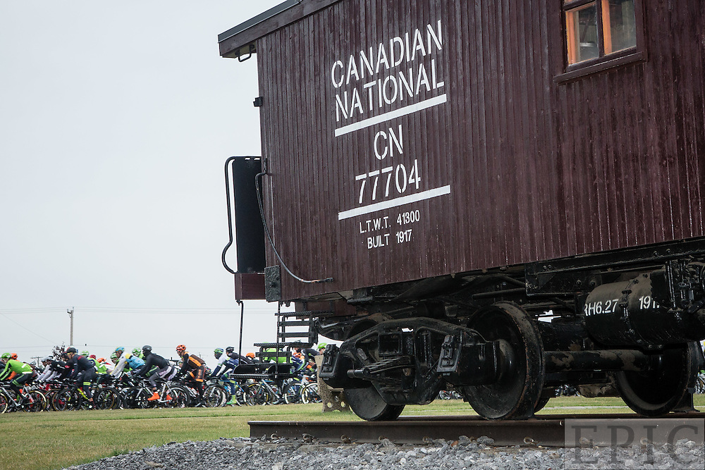 EDSON, ALBERTA, CANADA - SEPTEMBER 6: Tour of Alberta on September 6, 2015 in Edson, Alberta, Canada. (Photo by Jonathan Devich/Getty Images) *** LOCAL CAPTION ***