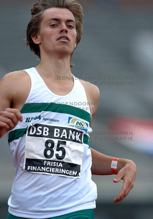 30-06-2007 ATLETIEK: NK OUTDOOR: AMSTERDAM<br /> Daniel Franken - aa drink<br /> ©2007-WWW.FOTOHOOGENDOORN.NL