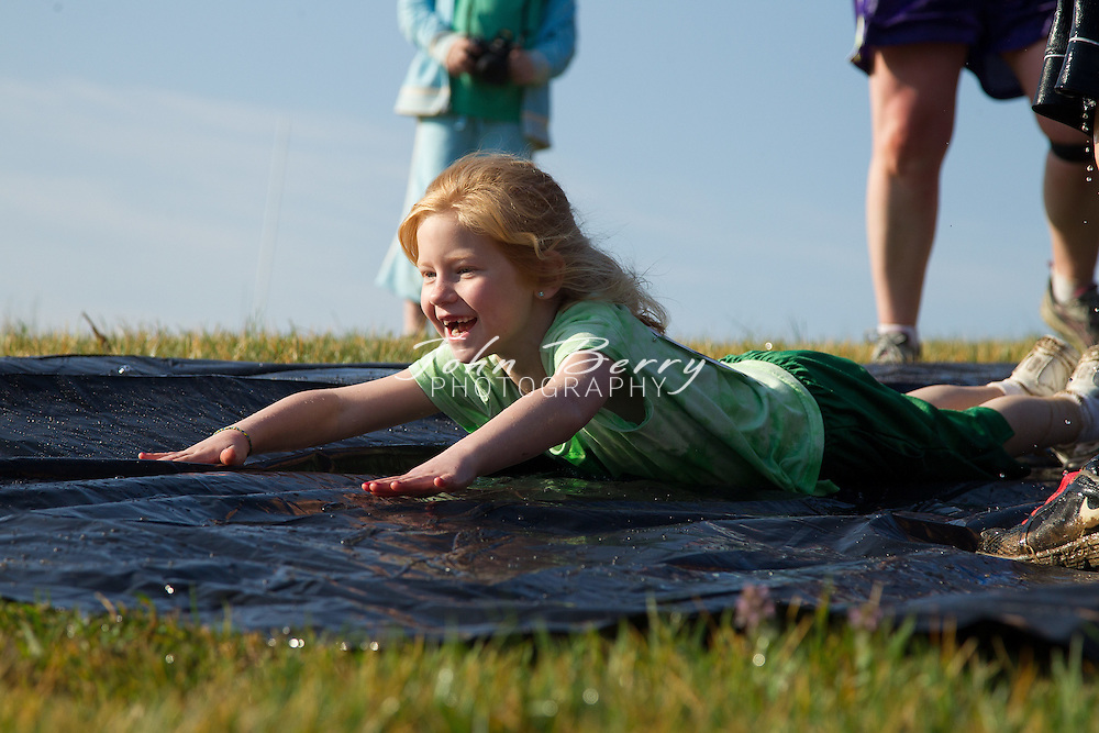 March/17/12:  First Leprechaun Launch, cross country obstacle course,  to benefit new Madison Primary School playground