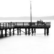Pier at Redondo Beach - WA