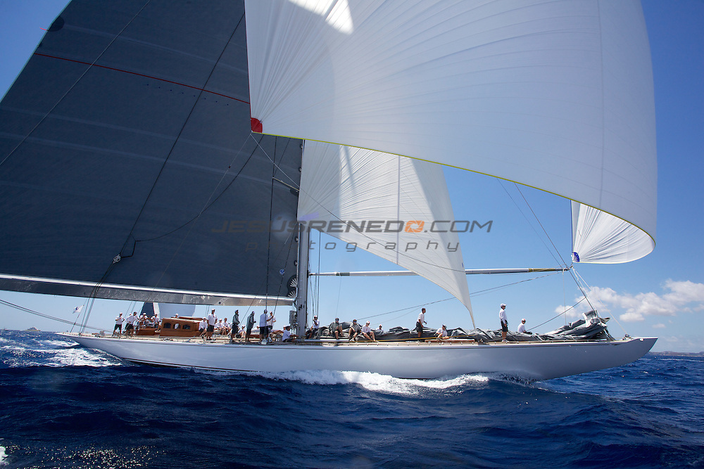 The SuperYacht Cup 2013 , coastal race, day 4 , ©jrenedo