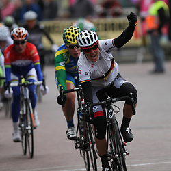 Ina Yoko Teutenberg wins 2nd stage Energiewacht Tour in Bad Nieuweschans