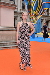 Stefani Martini at the Royal Academy of Arts Summer Exhibition Preview Party 2017, Burlington House, London England. 7 June 2017.