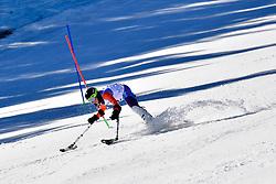 PUEYO MARIMON Ursula, LW2, ESP, Slalom at the WPAS_2019 Alpine Skiing World Cup, La Molina, Spain