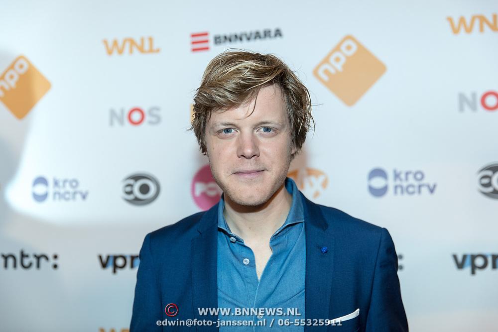 NLD/Hilversum//20170828 - NPO Seizoensopening 2017/2018, Lex Uiting
