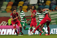 Guedes / Nani - 09.03.2015 - Sporting / Penafiel - Liga Sagres<br /> Photo : Carlos Rodrigues / Icon Sport