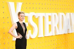 Kate McKinnon attending the Yesterday UK Premiere held in London, UK.