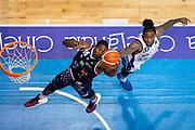 Gerald Beverly<br /> Pallacanestro Cantu' - Basket Leonessa Brescia<br /> Basket Serie A LBA 2018/2019<br /> Desio 07 April 2019<br /> Foto Mattia Ozbot / Ciamillo-Castoria