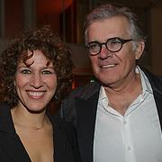 NLD/Hilversum/20190131 - Uitreiking Gouden RadioRing Gala 2019, Evelien de Bruijn en ............