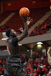 "08 November 2015:  Daouda ""David"" Ndiaye (4).llinois State Redbirds host the Southern Indiana Screaming Eagles and beat them 88-81 in an exhibition game at Redbird Arena in Normal Illinois (Photo by Alan Look)"