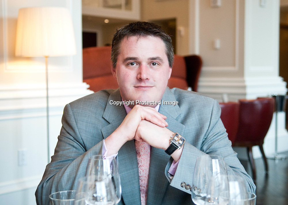 Peter Smith, General Manager of J&G Steakhouse at The W hotel in Washington DC.