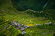 Rice terraces of Ifugao - Banaue, Batad, Hapao