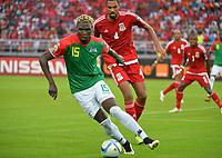 Aristide Bance (Bur) vs Rui Fernando Da Gracia Gomez ( gui)