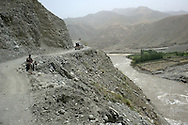 Badakshan landscape. Afghanistan, 2012