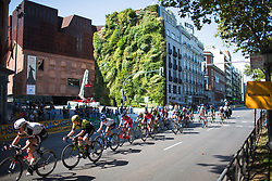 Stage 2 of the Madrid Challenge - a 100.3 km road race, starting and finishing in Madrid on September 16, 2018, in Spain. (Photo by Balint Hamvas/Velofocus.com)