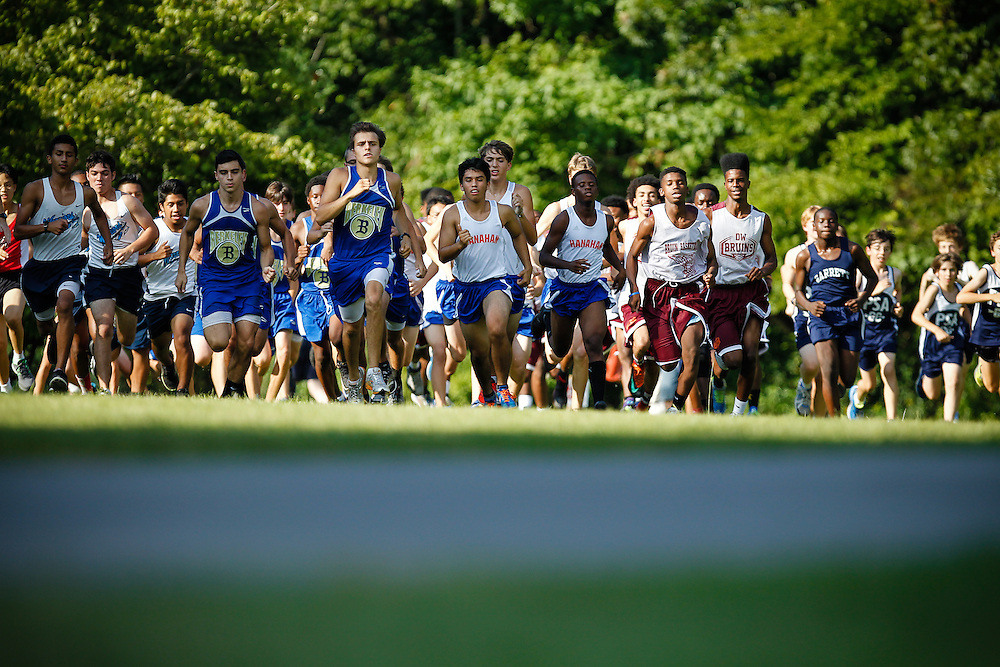 Images from a Berkeley High School XC meet with the Palmetto Scholars Academy (PSA) team near Moncks Corner, South Carolina.