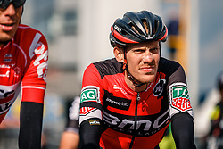 DE MARCHI Alessandro of BMC Racing Team after the UCI WorldTour 103rd Liège-Bastogne-Liège from Liège to Ans with 258 km of racing at Ans, Belgium, 23 April 2017. Photo by Pim Nijland / PelotonPhotos.com | All photos usage must carry mandatory copyright credit (Peloton Photos | Pim Nijland)