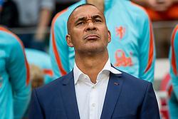 03-09-2017 NED: WK Kwalificatie Nederland - Bulgarije, Amsterdam<br /> Het Nederlands elftal heeft de hoop op deelname aan het WK van volgend jaar in Rusland levend gehouden. Na het echec van Parijs greep Oranje tegen Bulgarije in Amsterdam de laatste strohalm: 3-1 / Ass. Coach Ruud Gullit NED
