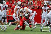 Zachary Mathews Illinois State Redbird football photosk
