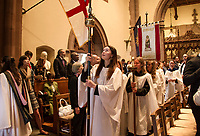 St Paul's School Graduation Day.  ©2019 Karen Bobotas Photographer
