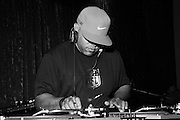 DJ O.G. One on the 1's and 2's