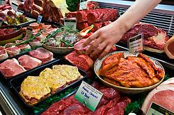 Jack O'shea's Butcher - Brussels, Belgium. (Photo © Jock Fistick)