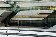 France, Languedoc Roussillon, Hérault, Montpellier, bâtiment Pierresvives, archives départementales, architecte: Zaha Hadid