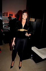 LADY ELOISE ANSON at the launch party for Donna Karan's new fragrance Gold held at the Donna Karan store, 19 New Bond Street, London on 16th November 2006.<br /><br />NON EXCLUSIVE - WORLD RIGHTS