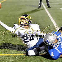 11.4.2016 Olmsted Falls at Midview Varsity Football