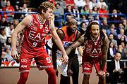 DESCRIZIONE : Milano Lega A 2014-2015 EA7 Emporio Armani Milano Enel Brindisi<br /> GIOCATORE : Nicolo' Melli David Moss Delroy James<br /> CATEGORIA : tagliafuori<br /> SQUADRA : Enel Brindisi EA7 Emporio Armani Milano<br /> EVENTO : Campionato Lega A 2014-2015<br /> GARA : EA7 Emporio Armani Milano Enel Brindisi<br /> DATA : 05/01/2015<br /> SPORT : Pallacanestro<br /> AUTORE : Agenzia Ciamillo-Castoria/Max.Ceretti<br /> GALLERIA : Lega Basket A 2014-2015<br /> FOTONOTIZIA : Milano Lega A 2014-2015 EA7 Emporio Armani Milano Enel Brindisi<br /> PREDEFINITA :