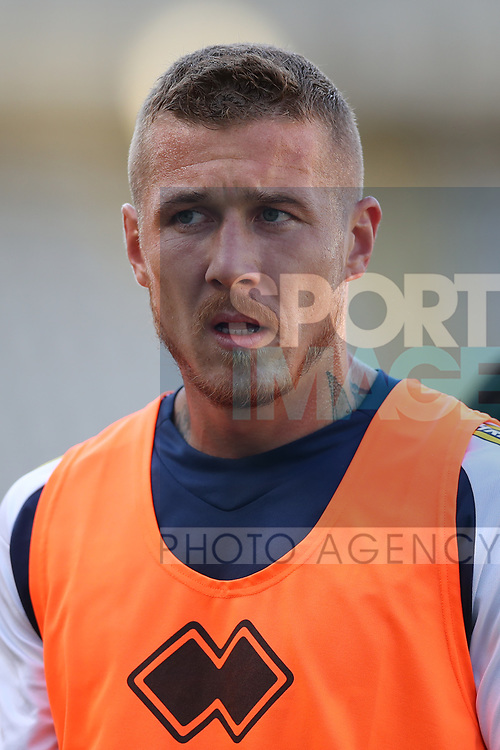 Parma Calcio's Slovak midfielder Juraj Kucka during the Serie A match at Stadio Grande Torino, Turin. Picture date: 20th June 2020. Picture credit should read: Jonathan Moscrop/Sportimage