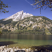 Jenny Lake, Grand Teton National Park, Wyoming, USA