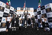 April 28-May 1, 2016: Lamborghini Super Trofeo, Laguna Seca: #09 Damon Ockey, US RaceTronics, Lamborghini Calgary, (AM), #71 Jim Norman, Josh Norman, Change Racing, Lamborghini Carolinas, (AM), #51 Rob Hodes, DAC Motorsports, Lamborghini Palm Beach, (AM)