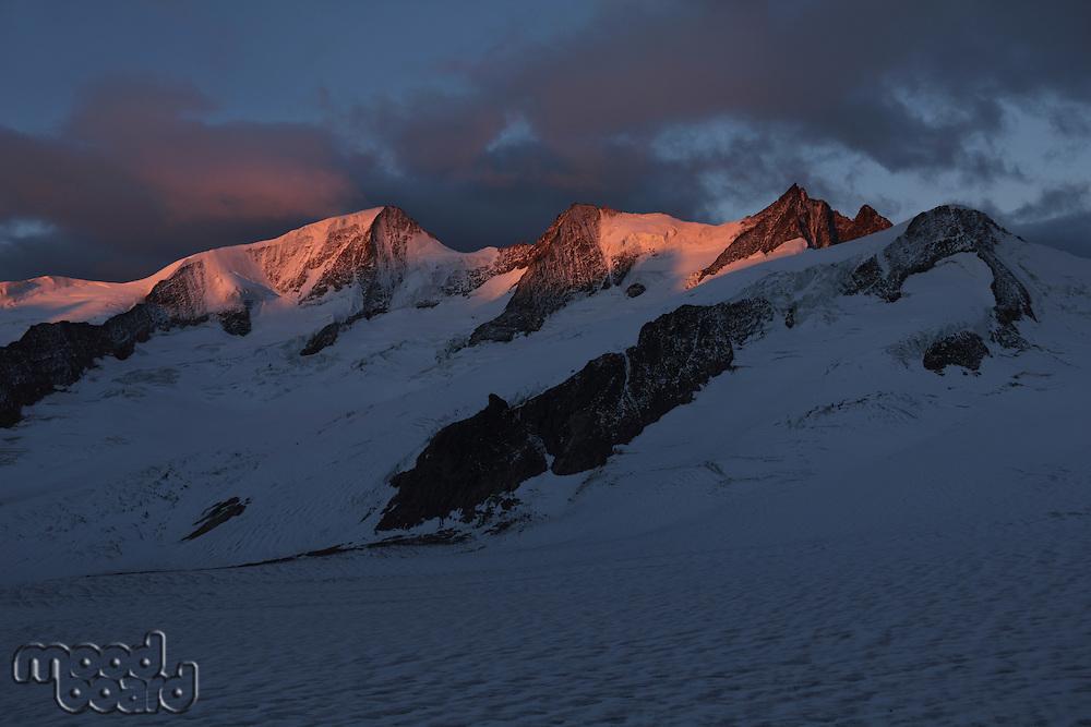 Wannenhorn  Switzerland  Berner Oberland