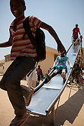 28 September 2011, Lubango, Angola. Escola Primaria no. 200.
