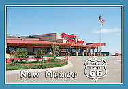 Route 66 Souvenir Magnets