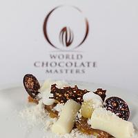 "Royce Li's Classic Dessert Revisited ""Tarte au Sucre"". World Chocolate Masters Canadian Selection, January 20, 2013."