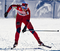 05.01.2011, Nordic Arena, Toblach, ITA, FIS Cross Country, Tour de Ski, Qualifikation Sprint Women and Men, im Bild Ingvild Flugstad Oestberg (NOR, #1) . EXPA Pictures © 2011, PhotoCredit: EXPA/ J. Groder