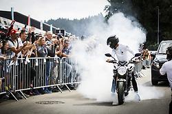 June 30, 2018 - Spielberg, Austria - Motorsports: FIA Formula One World Championship 2018, Grand Prix of Austria, ..#44 Lewis Hamilton (GBR, Mercedes AMG Petronas Motorsport) (Credit Image: © Hoch Zwei via ZUMA Wire)