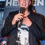 NLD/Amsterdam/20150202 - Presentatie sportblad Helden 25, Kai Reus