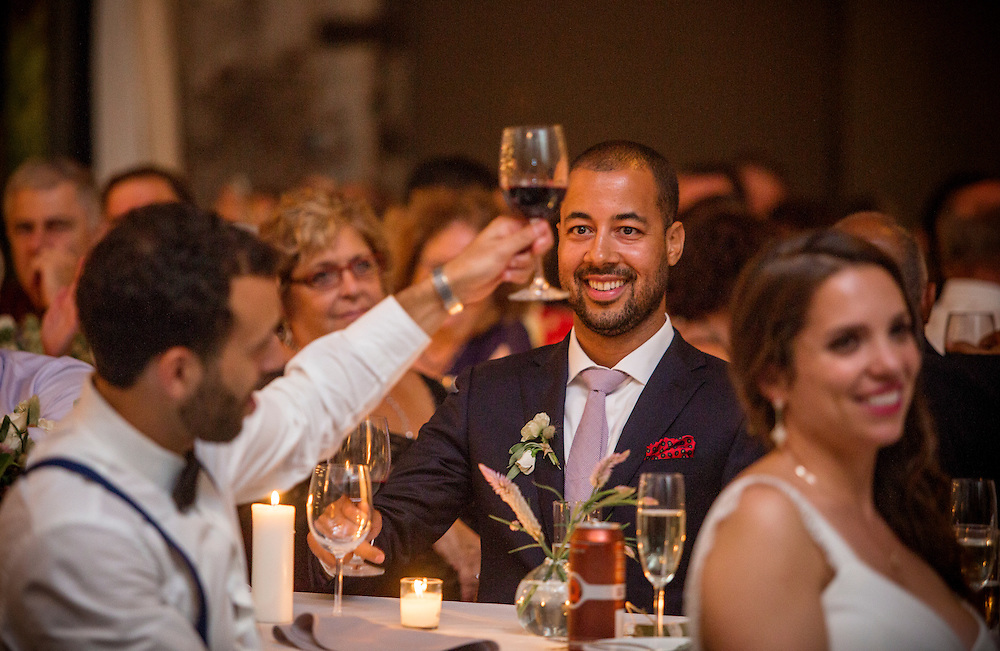 July 30, 2015, Brooklyn, NY:<br /> The wedding of Chloe Scott-Giry and Nathan Einschlag at The Wythe Hotel and The Green Building in Brooklyn, New York Thursday, July 30, 2015.<br /> (Photo by Billie Weiss/Lauren Foley)