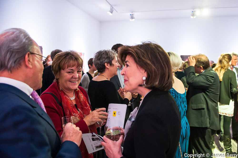 Supporters event, Blain|Southern gallery, Wednesday 12 November.