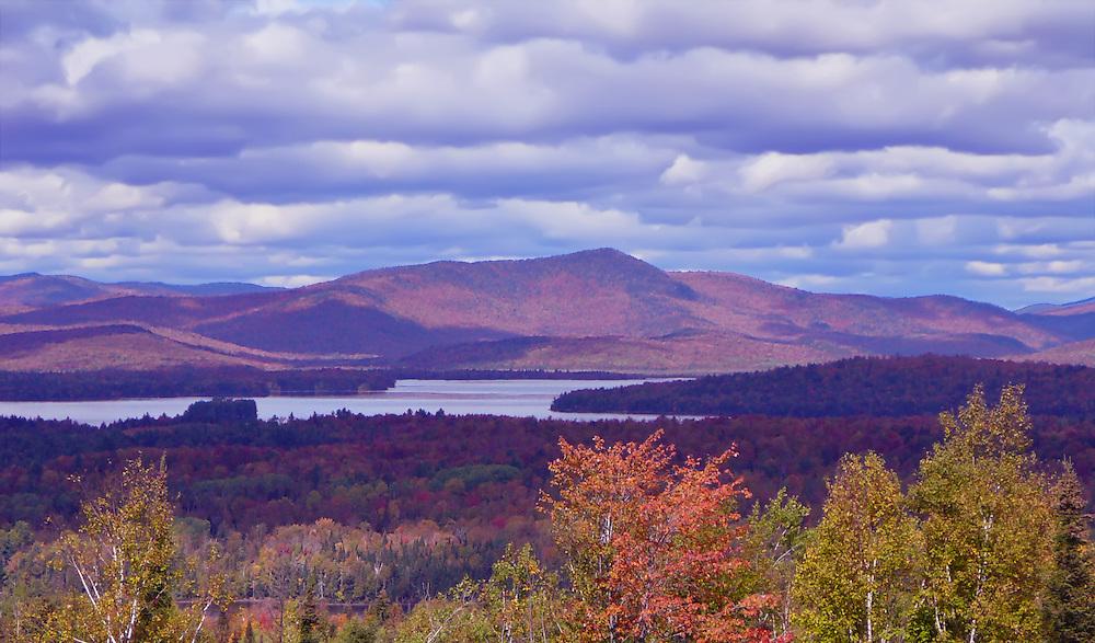 Maine-New Hampshire Border