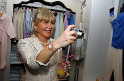 ROSIE, MARCHIONESS OF NORTHAMPTON at a party to celebrate the opening of children's store Chippi Hacki at 8 Motcomb Street, London, SW1 on 24th November 2004.<br />