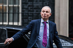 © Licensed to London News Pictures. 20/02/2018. London, UK. Minister for the Cabinet Office David Lidington arrives on Downing Street for the weekly Cabinet meeting. Photo credit: Rob Pinney/LNP