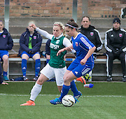 - Forfar Farmington v Hibs Ladies - SWPL League Cup QF at Station Park, Forfar<br /> <br />  - &copy; David Young - www.davidyoungphoto.co.uk - email: davidyoungphoto@gmail.com