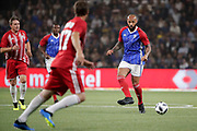 Thierry Henry (France 98) during the 2018 Friendly Game football match between France 98 and FIFA 98 on June 12, 2018 at U Arena in Nanterre near Paris, France - Photo Stephane Allaman / ProSportsImages / DPPI