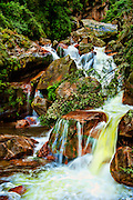 Asia, Tibet, Bhutan, Water fall, cascade, river, stone