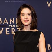 NLD/Amsterdam/20180305 - Première Bankier van het Verzet, Jamie Grant